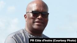 Le président burkinabè Roch Marc Christian Kaboré, à Yamoussoukro, 28 juillet 2916.