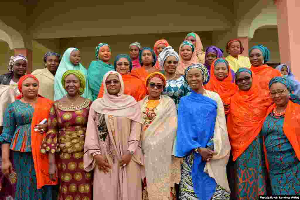 KATSINA: Aisha Buhari ta gina cibiyar kula da mata masu juna biyu tar da ba da layan tallafi