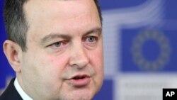 Potpredsednik Vlade Srbije Ivica Dačić (arhivski snimak)