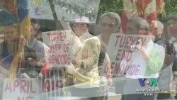 Vaşinqtonda 24 aprel aksiyaları - 2011