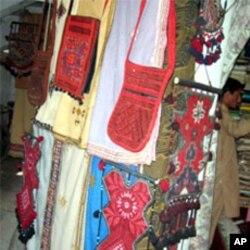 بد امنی کے باعث بلوچستان میں کشیدہ کاری کی صنعت بھی متاثر