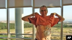John Freeman paid $18,000 for a heart procedure in Turkey that he says would have cost him $120,000 in the United States.