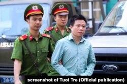 Ông Hà Văn Thắm, cựu chủ tịch HĐQT OceanBank, đối mặt án trung thân vì các sai phạm nghiêm trọng