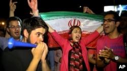 Іранці святкують