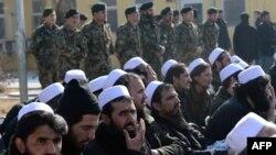 د هغو طالب بندیانو انځور چې څه وخت وړاندې د افغان حکومت لخوا خوشې شول