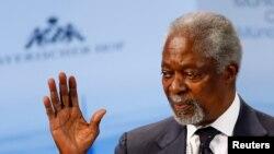 Ông Kofi Annan làm lãnh đạo Liên HIệp Quốc hai nhiệm kỳ
