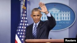 Barack Obama deixa a Casa Branca a 20 de Janeiro