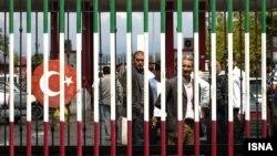 گمرک بازرگان، مرز زمینی ایران و ترکیه