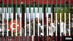 Biên giới Iran-Thổ Nhĩ Kỹ, Bazargan, tháng 3/2017