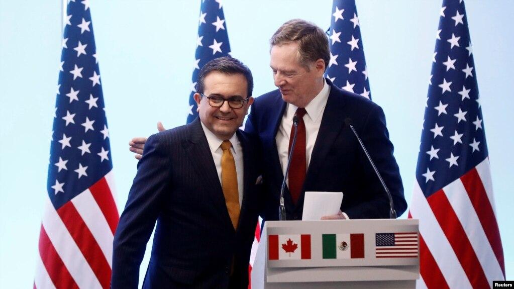 Us Mexico Put Off Nafta Talks Until Wednesday Autos Eyed