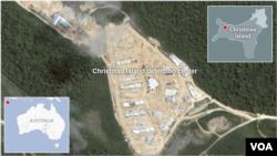 Fasilitas di Pulau Christmas (Foto: dok).