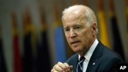 Wakil Presiden AS Joe Biden.