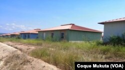 Complexo comprado pelo Governo angolano, comuna do Calumbo