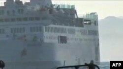 Shqipëri, një traget i linjës Durrës-Bari përplaset me një anije tregtare