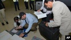Οι επιθεωρητές των ΗΕ για τα χημικά όπλα της Συρίας