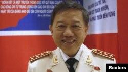 Bộ trưởng Công an Việt Nam Tô Lâm