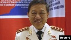 Bộ Trưởng Tô Lâm.