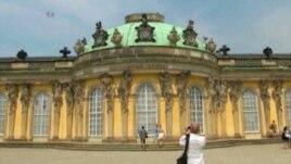Pallati mbretëror Sansusi në Gjermani