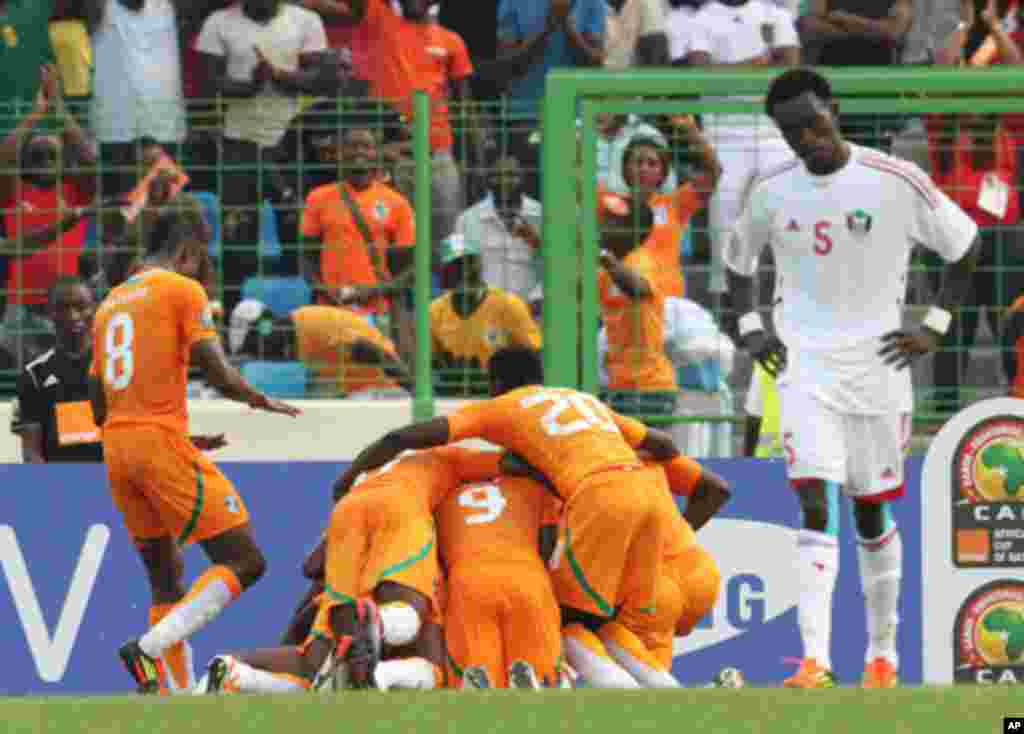 2012 Nations Cup: Ivory Coast 1, Sudan 0