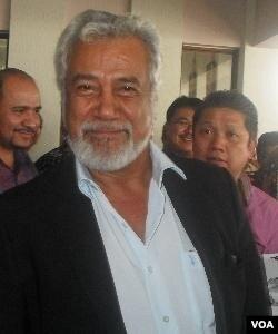 PM Timor Leste, Xanana Gusmao berkunjung ke perusahaan tekstil SRITEX di Sukoharjo (28/1).