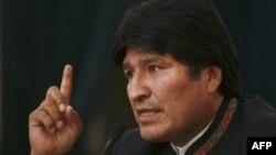 مورالس دستور دو ساعت کار بيشتر کارکنان بهداشت در بوليوی را لغو کرد