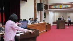 台文化部长:期待中国政府能尊重电影工作者不做政治表态的自由