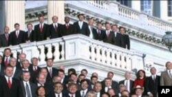 آغاز کار کانگرس جدید ایالات متحده