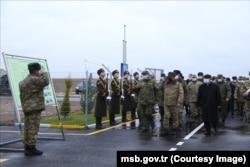 Turkiya-Rossiya monitoring markazining ochilish marosimi