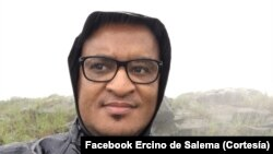 Ercino de Salema, jornalista moçambicano