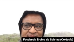Ericinio de Salema, jornalista moçambicano