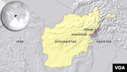 Afghanistan, provinces Kunar, Nanghargar