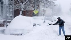 Бостон, Массачусетс. 9 февраля 2013 года