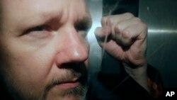 Julian Assange, fondateur de WikiLeaks.