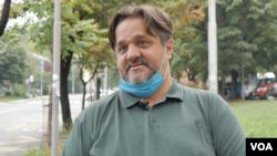 Zoran Gavrilović, Biro za društvena istraživanja - BIRODI (Foto: Rade Ranković, Glas Amerike)