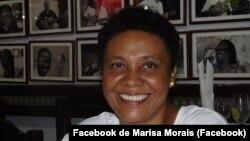 Marisa Morais, advogada e antiga ministra da Justiça e da Administração Interna de Cabo Verde