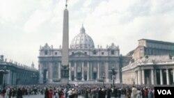 Vatican mengumumkan revisi atas larangan pelecehan seksual tahun 2001, hari Kamis.