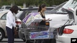 Расте потрошувачката во САД