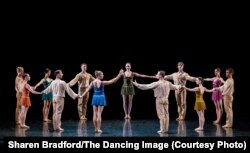 "Twyla Tharp's first new work, ""Preludes and Fugues,"" presents a world of equality, justice, balance."