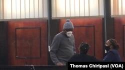Hopewell Chin'ono Bail Application Hearing