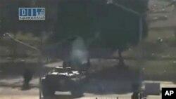 敘利亞局勢依然動蕩。