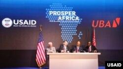 """美国""""繁荣非洲""""倡议"""