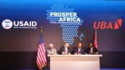 """美國政府政策立場社論:美國的""""繁榮非洲""""倡議"""