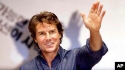 Tom Cruise ya se encuentra en Colombia para filmar su próxima película.