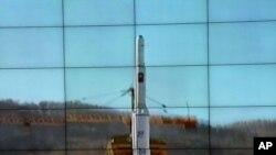 Bắc Triều Tiên tuyên bố vụ phóng một hỏa tiễn 3 tầng bằng nhiên liệu lỏng là một hành động sử dụng không gian một cách hòa bình