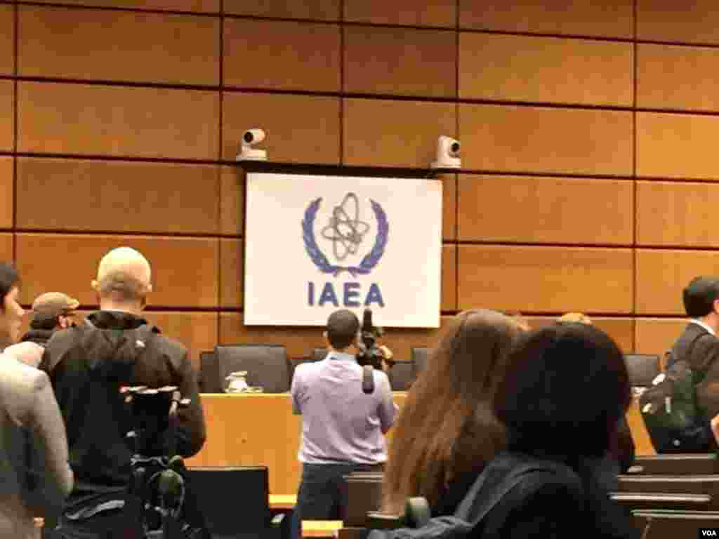 این نشست ویژه برای ایران اهمیت زیادی دارد. اگر اعضای شورای حکام پرونده ایران را ببندند، بزودی توافق هسته ای اجرایی می شود.