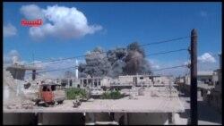 สหรัฐฯเตือนรัสเซียเรื่องโจมตีในซีเรีย