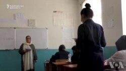Dushanbedagi afg'on maktabidagi xavotirlar