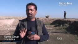 Mass Graves of Yazidi Victims Discovered in Sinjar