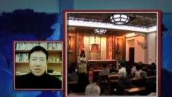 VOA连线: 台湾静观新教宗两岸政策走向