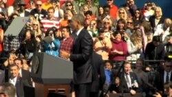 Obama Promotes Controversial Trade Deals